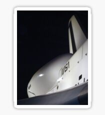Space Shuttle Enterprise Sticker