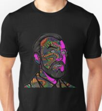 Psychedelic krieger Slim Fit T-Shirt