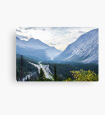 Icefields Parkway Canvas Print