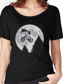 Cool E.T. Women's Relaxed Fit T-Shirt