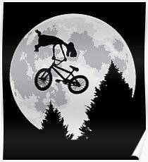 Cool E.T. Poster
