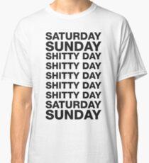 My work week Classic T-Shirt
