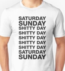 My work week T-Shirt