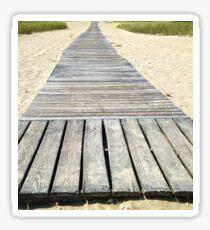 Boardwalk Sticker