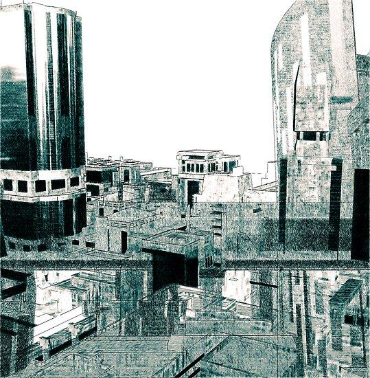 Utopia by Jean-François Dupuis