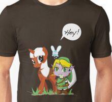 The Legend of Zeldestia Unisex T-Shirt