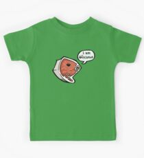 I am delicious! Kids Tee