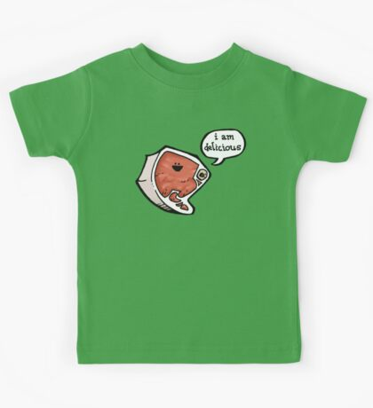 I am delicious! Kids Clothes