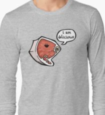 I am delicious! Long Sleeve T-Shirt