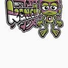Creature Mascot Tag by KawaiiPunk
