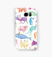 Party Animals Samsung Galaxy Case/Skin