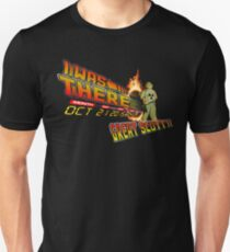 Back to the future day - Great scott!! Unisex T-Shirt