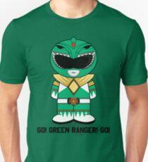 Green Ranger - GO! - Minifolk Deign T-Shirt