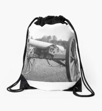 Cannon Drawstring Bag
