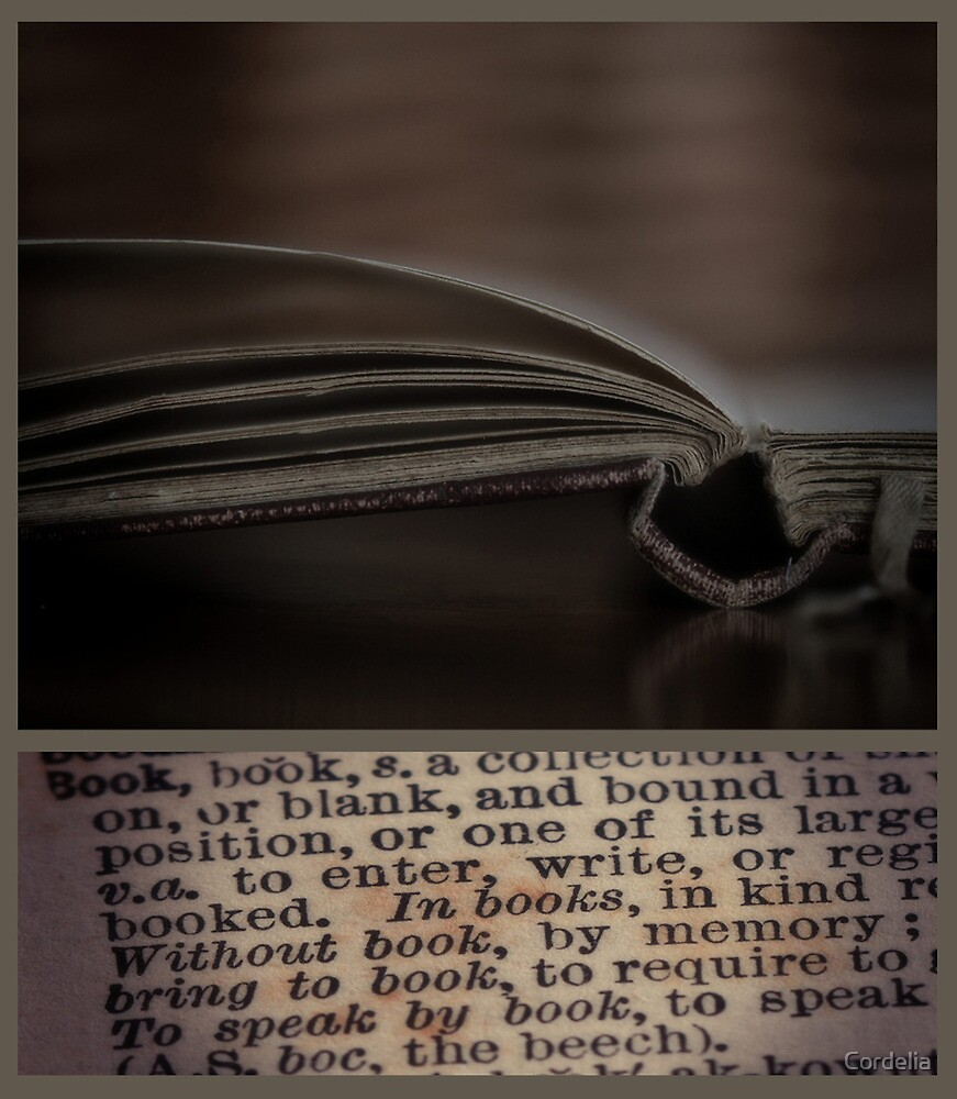 ~book~ by Cordelia