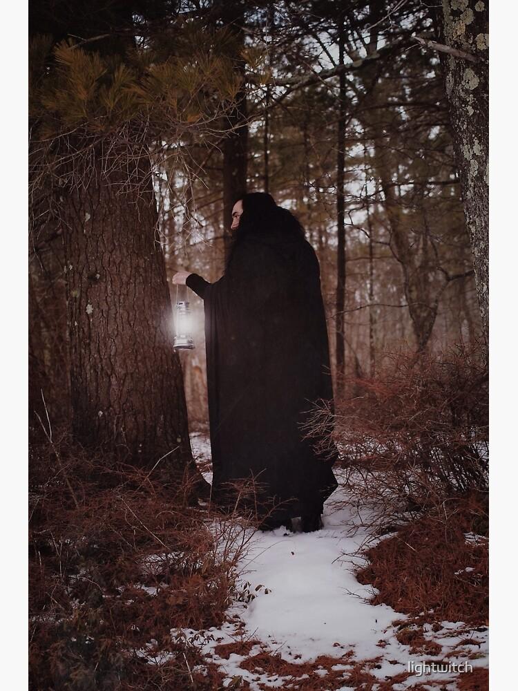 The Hermit by lightwitch