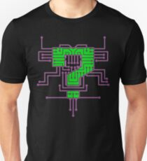 Question Mark Circuits  T-Shirt
