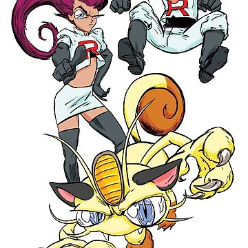 Team Rocket  by wervil