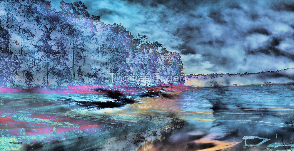 Troubled Water by Thomas Eggert