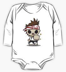 Karate Kid One Piece - Long Sleeve