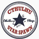 Cthulhu Star Spawn by Anthony Pipitone