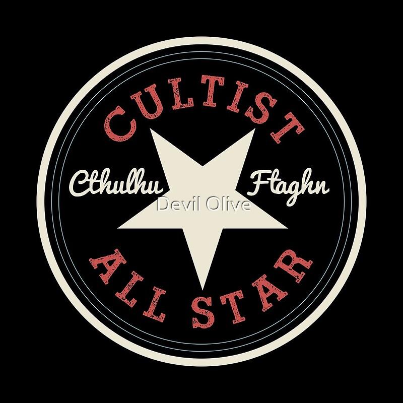 Cthulhu Cultist All Star