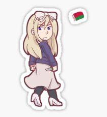 Belarus Sticker
