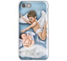 How Cherubs are born iPhone Case/Skin
