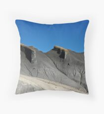 Luna Scape Throw Pillow