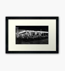 Cafe Du Monde - French Quarter Framed Print