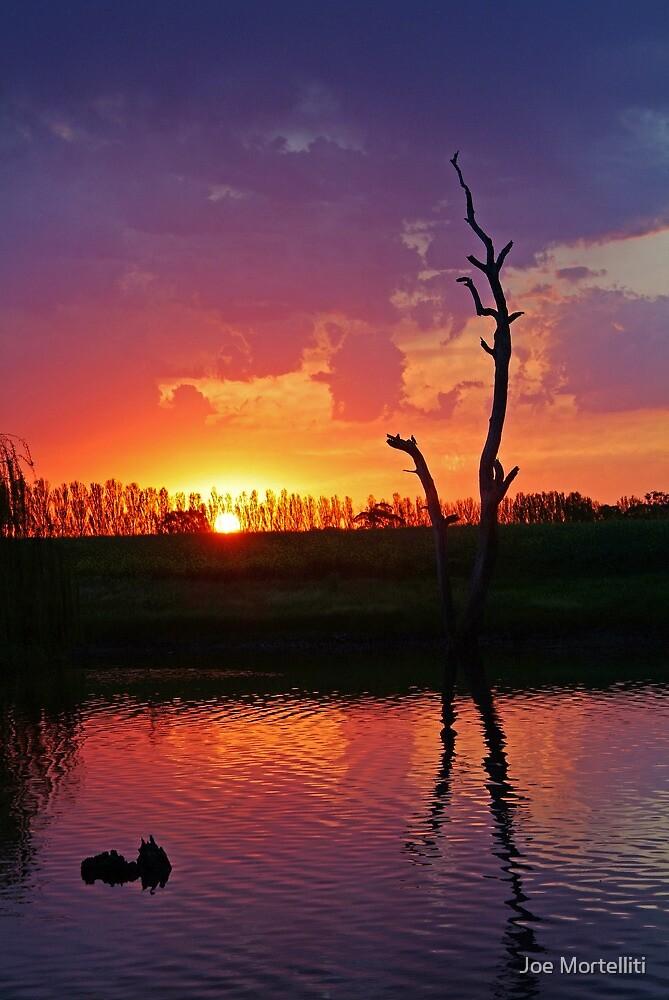 Elmore Sunset by Joe Mortelliti