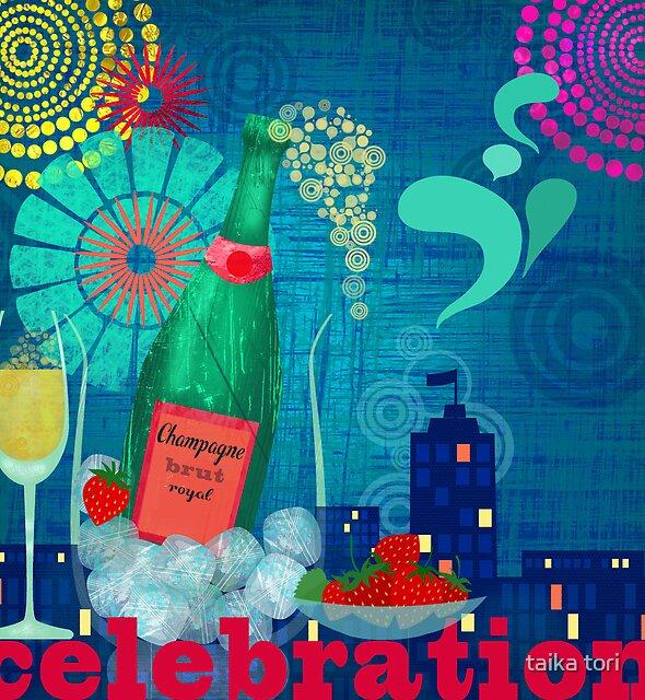 Celebration by Elisandra Sevenstar