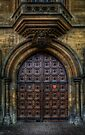 History Of Science Museum Door - Oxford by Yhun Suarez