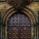History Of Science Museum Door - Oxford by Yhun Suarez