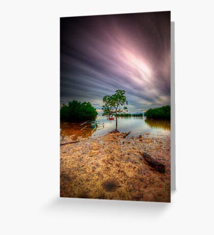 Cloud Zoom 3.0 Greeting Card