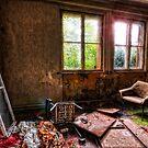 window seat by MarkusWill