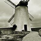 Ballycopeland Windmill by Chris Cardwell