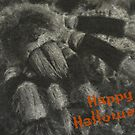 Happy Halloween Card by Michaela1991