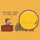A big star by Andres Colmenares