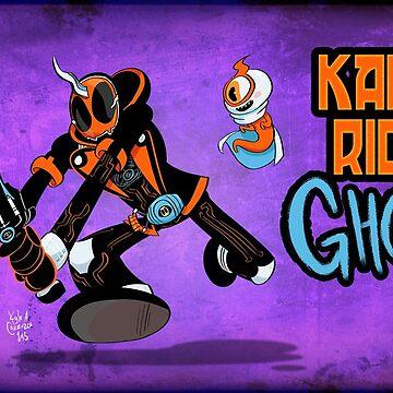 Kamen Rider Ghost (with BG) by TVsKyle
