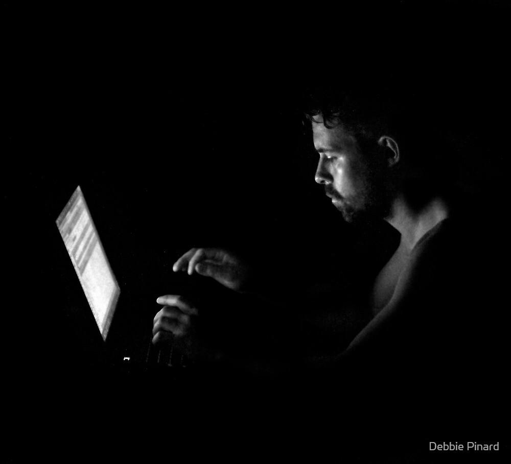 Working in the Dark by Debbie Pinard