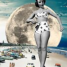 Alpha Betty at the beach by Susan Ringler