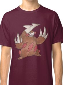 Excadrill by Derek Wheatley Classic T-Shirt