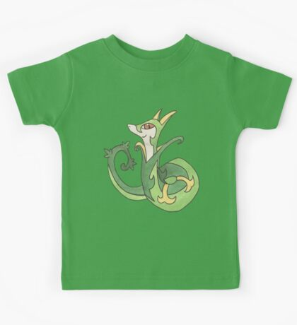 Serperior by Derek Wheatley Kids Clothes