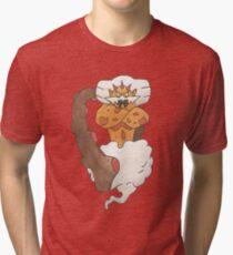 Landorus by Derek Wheatley Tri-blend T-Shirt