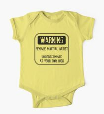 WARNING Kids Clothes
