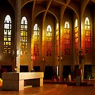 Colored Stained Glass Windows by MaluC