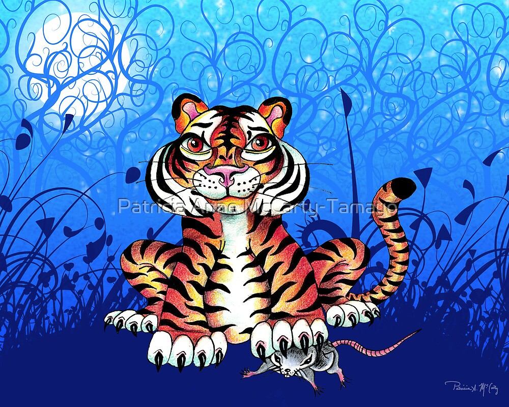 Tigger's New Toy by Patricia Anne McCarty-Tamayo