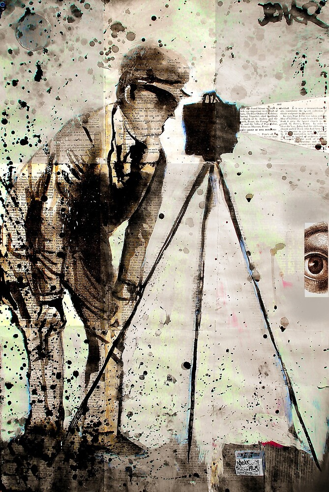 the photomaker by Loui  Jover