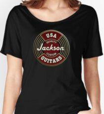 Jackson Guitars Women's Relaxed Fit T-Shirt